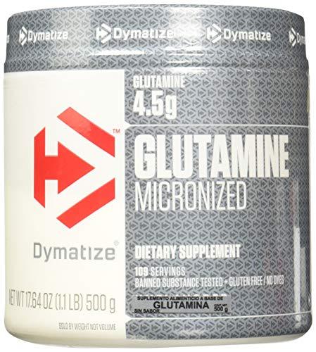 Dymatize Nutrition Glutamine Micronized Unflavored 500g