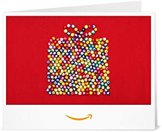Cheque Regalo de Amazon.es - Imprimir - Paquete festivo