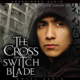 The Cross and the Switchblade                   By:                                                                                                                                 David Wilkerson                               Narrated by:                                                                                                                                 Paul Michael                      Length: 6 hrs and 57 mins     47 ratings     Overall 4.8