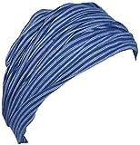 Gheri - Diadema elástica de algodón hippie bohemia