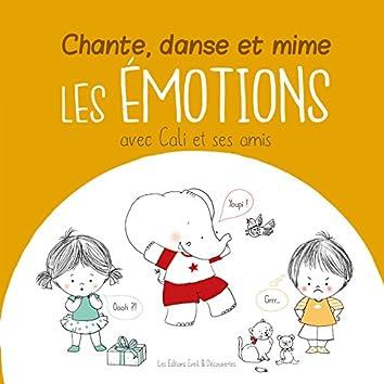 Chante, danse et mime les émotions avec Cali et ses amis