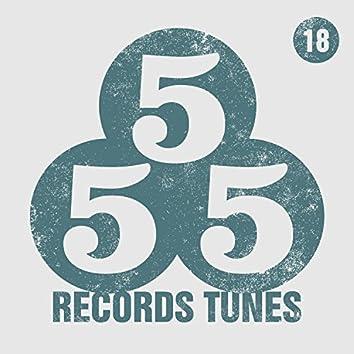 555 Records Tunes, Vol. 18