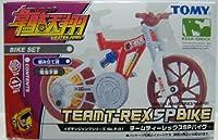 韋駄天翔 P-01チームティーレックスSPバイク