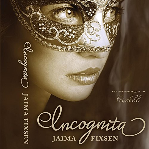 Incognita audiobook cover art