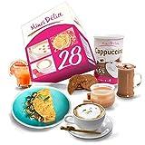 Rgimen Adelgazante Hiperproteico 28 das Desayuno Cappuccino Paquete 66 productos...