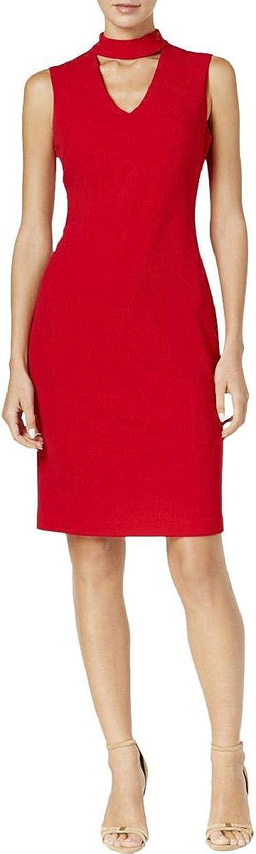 Calvin Klein Lowest price Denver Mall challenge Sheath womens