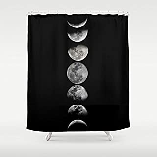 Best moon phase shower curtain Reviews