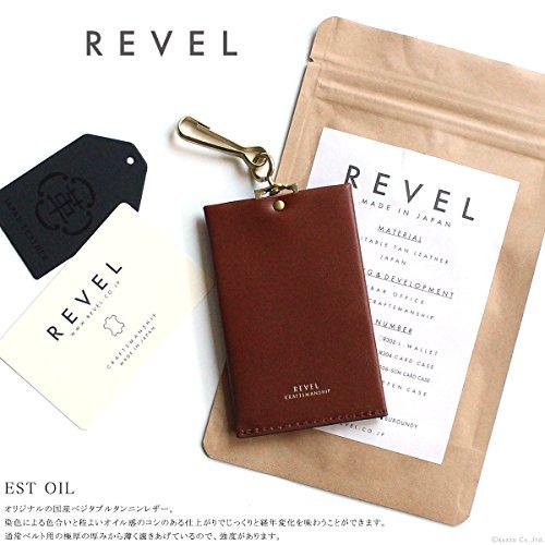 Revel(レヴェル)『REGULARパスケース』