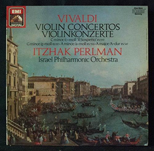 Vivaldi: Violinkonzerte / Violin Concertos [Vinyl LP] [Schallplatte]