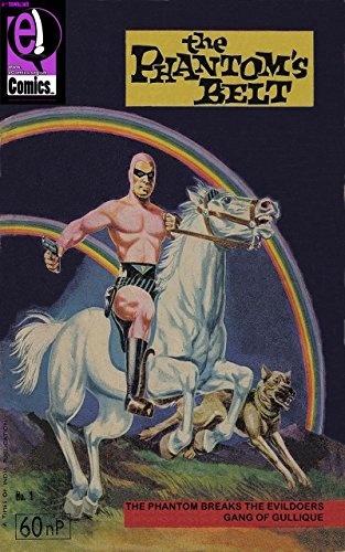 Indrajal Comics 001 - 015 The Phantom