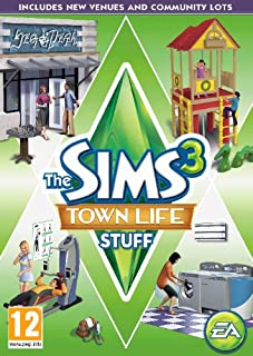The Sims 3 Town Life Stuff (PC)
