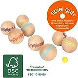 Wunderschönes Boule-Spiel für Kinder aus FSC 100%-zertifiziertem Holz