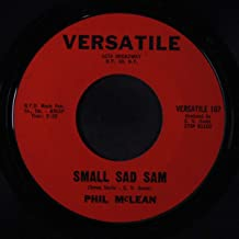 CHICKEN / SMALL SAD SAM (45/7