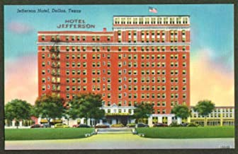 jefferson hotel dallas