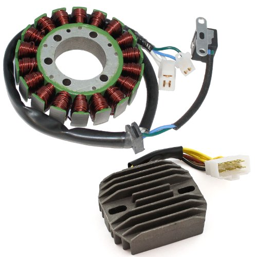 Caltric Stator & Regulator Rectifier Compatible with Yamaha Yzf600R Yzf-600R Yzf 600 R 1995-2007