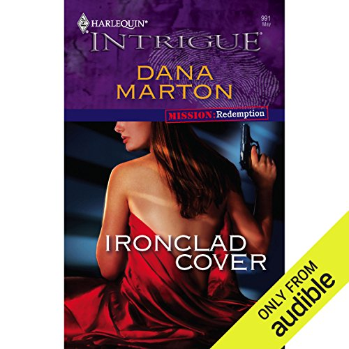 Ironclad Cover audiobook cover art