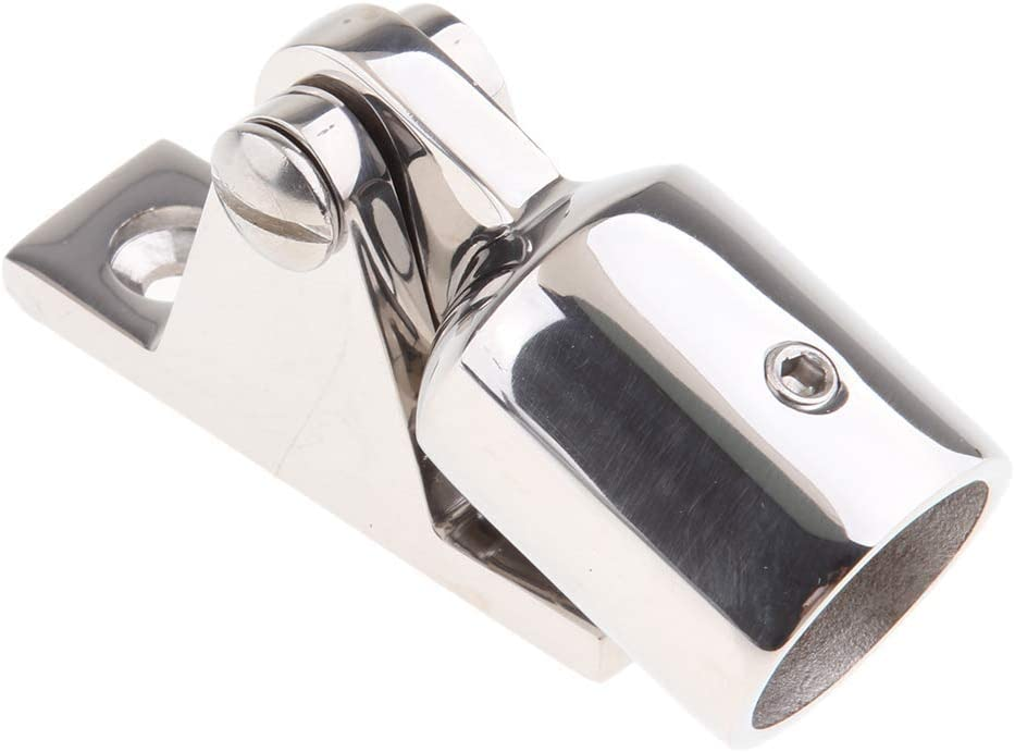 Yivibe Replacement Boat Arlington Mall Regular store Parts Silver Fitting Deck Hinge Top
