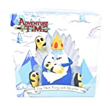 Loot Crate Adventure Time - The Nice King and Gunter Collectible Figure Exclusive