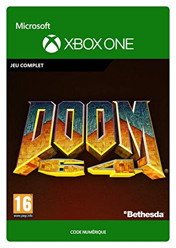 DOOM 64 Standard | Xbox One – Code jeu à télécharger