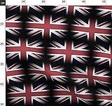 England, Großbritannien, Union Jack, Britisch, Flagge, Rot