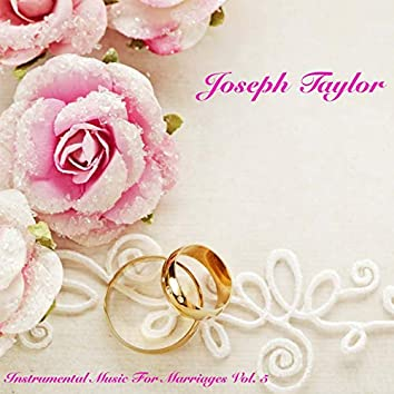 Instrumental Music for Marriages, Vol. 5