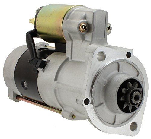 NEW STARTER COMPATIBLE WITH KUBOTA TRACTOR M6800 M8200 M8540 M9000 1C010-63010 1C010-63011
