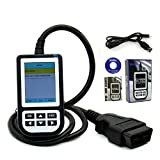 Autool Creator C110 C110+ Airbag ABS SRS Auto OBDII Fault Code Reader Scanner Tool Automotive Diagnostic Tools Engine Code Scanners