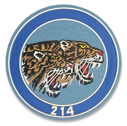 Parche 214 para Caza, Pesca, Camping, Outdoor, Supervivencia y Bushcra