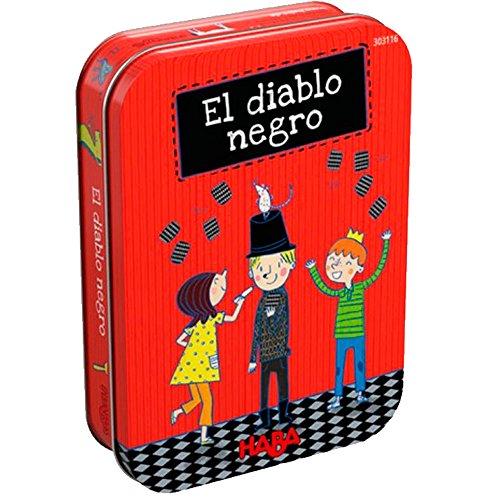 Comprar juego de mesa: HABA Diablo Negro-ESP (303116)