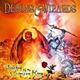 Songtexte von Demons & Wizards - Touched by the Crimson King