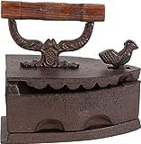 Arterameferro - Plancha de carbón vegetal de hierro fundido