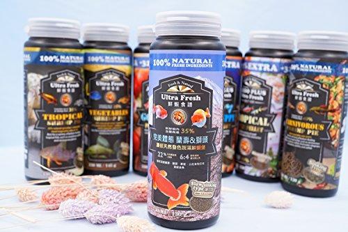 Alimento Granulado Azoo Goldfish Color Ultra Fresh (330 ML