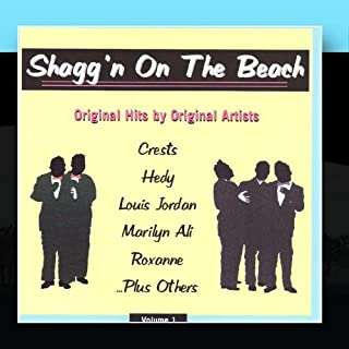 Shagg'n On The Beach