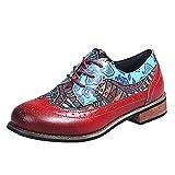 Fomino Zapatos de ocio para mujer, zapatos Rom, borlas, ajuste de color, estampado personalizado, ligeros, deportivos, para exteriores, ligeros, planos, para Espadrilles, multicolor, 39 EU