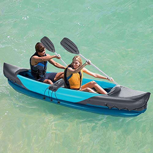 EPROSMIN 2 Person Inflatable Kayak Boat