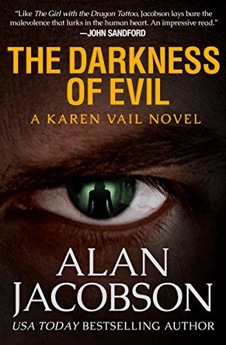 Image of The Darkness of Evil (The Karen Vail Novels)