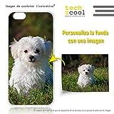 Funda Samsung Galaxy S9 Plus Personalizada con Fotos, imágenes, Logotipos. Carcasa, Funda Silicona Flexible [Resistente a Golpes - 1.5mm Grosor] [Impresión Alta definición]