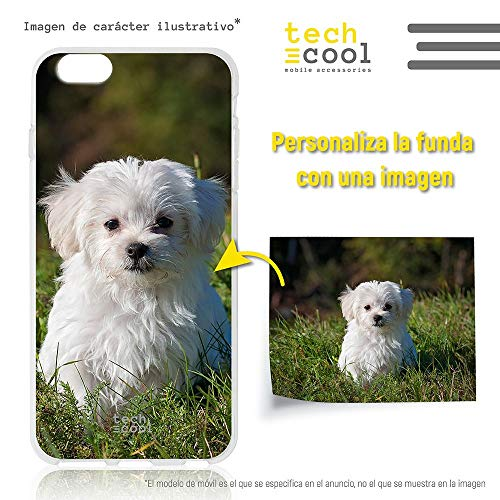 Funda Elephone P9000 Personalizada con Fotos, imágenes, Logotipos. Carcasa, Funda Silicona Flexible [Resistente a Golpes - 1.5mm Grosor] [Impresión Alta definición]