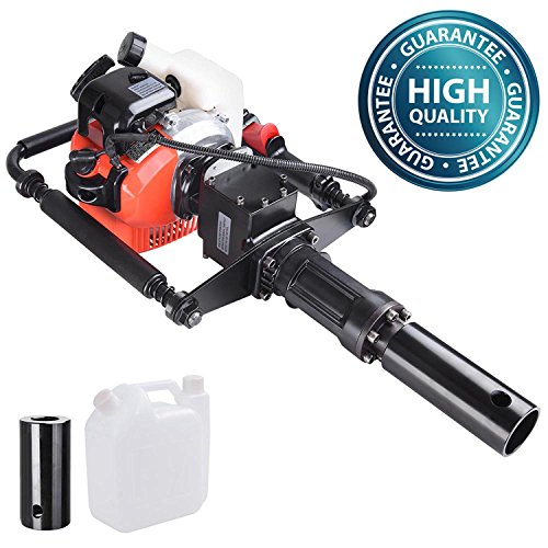 Koval Inc. 30cc Gas Powered Demolition Jackhammer Power Drill (30cc)