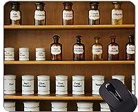 個人化された化学科学の大きいマウスパッド、薬学のオフィスのマウスパッド