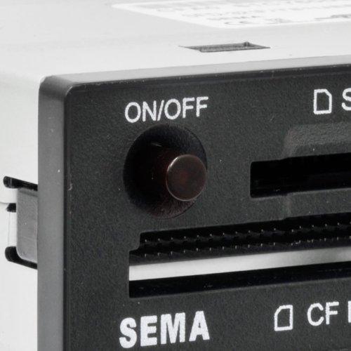 『Links 電源オンオフスイッチ・USB3.0対応 3.5インチベイ内蔵型カードリーダー SFD-321F/T81UEJR』の4枚目の画像