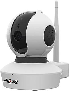 「C23WIP」C7823WIP 100万画素 防犯カメラ 新モデル Vstarcam WIFI クラウド MicroSD録画 屋内用 監視 ネットワーク カメラ 宅配便 K&M