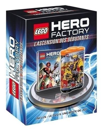 Lego Hero Factory-L'ascension des débutants [Édition Limitée]
