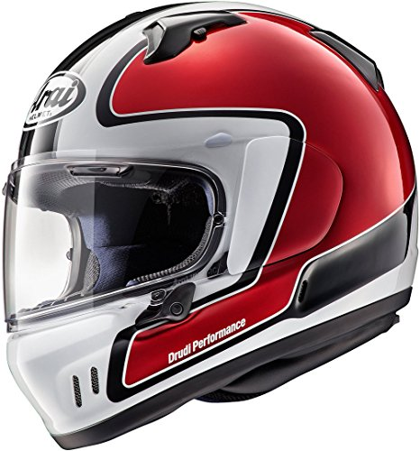 ARAI Helmet Renegade-V Outline Red S