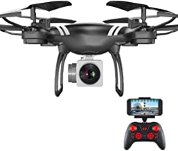 $119 Get TelDen Auto Return Quadcopter Remote Control Helicopter WiFi Real-time Four-axis Drone Helicopters