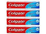 Dentifricio Colgate Protezione Carie, con fluoro, confezione speciale, 4 tubi da 75 ml