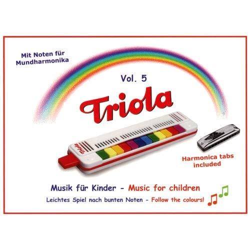 Seydel Triola Liederbuch Bd 5