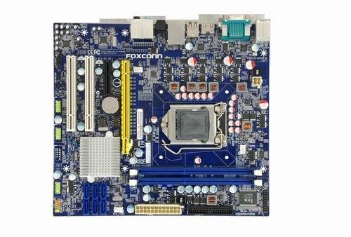 Foxconn H55MX-S Mainboard Sockel 1156 H55 Micro ATX DDR3 Speicher