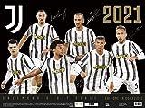 Wandkalender 2020 Juventus Turin, horizontal (44x33)
