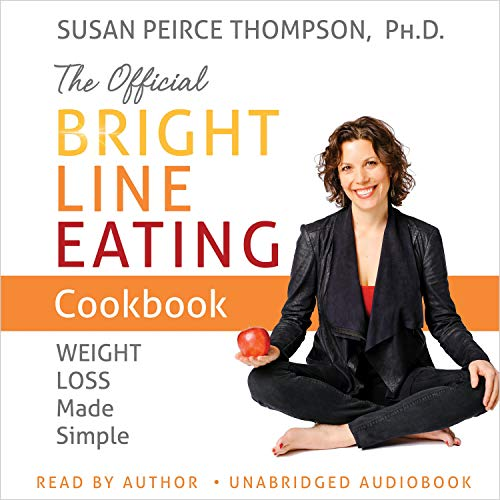 The Official Bright Line Eating Cookbook cover art